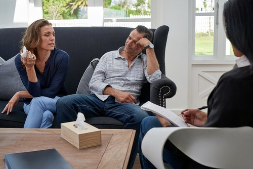 Couples Therapy Recovering After Infidelity